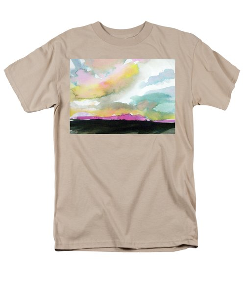 Summer Monsoon Men's T-Shirt  (Regular Fit) by Ed Heaton