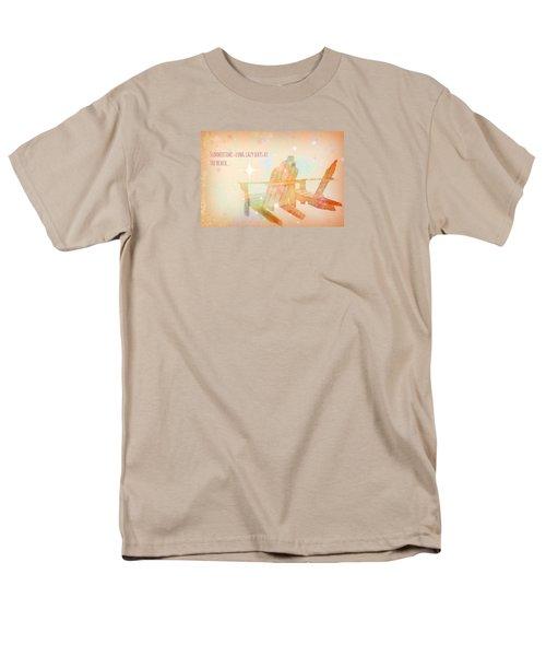 Men's T-Shirt  (Regular Fit) featuring the photograph Summertime by Robin Regan
