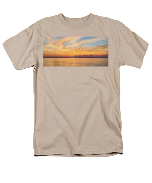 Men's T-Shirt  (Regular Fit) featuring the photograph Sunrise And Splendor by Bill Pevlor