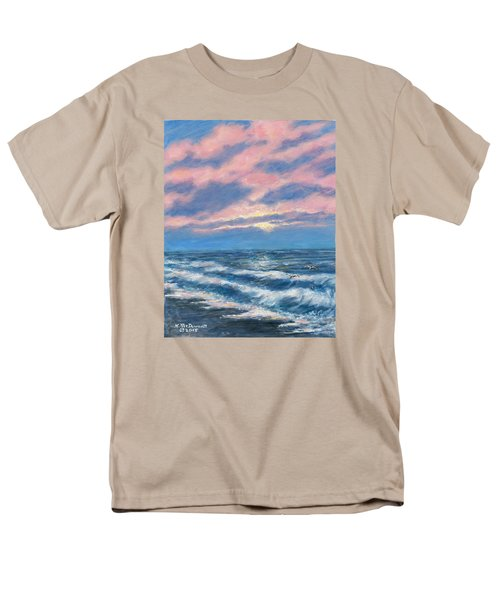 Surf And Clouds Men's T-Shirt  (Regular Fit) by Kathleen McDermott