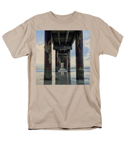 Surreal Sunday Sunrise Men's T-Shirt  (Regular Fit) by LeeAnn Kendall