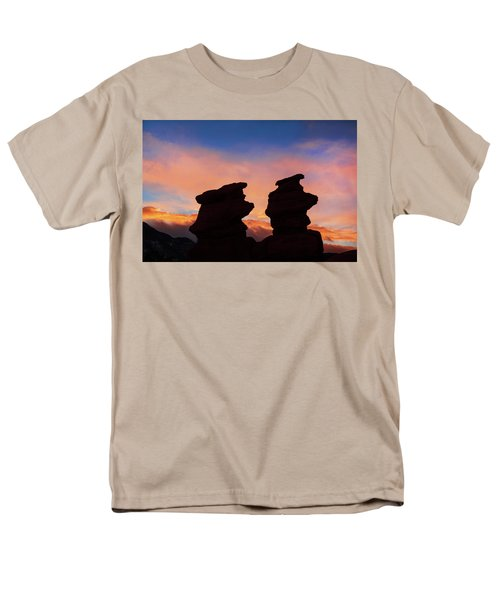 Surrender To The Infinite, Unbounded, Pure Consciousness  Men's T-Shirt  (Regular Fit) by Bijan Pirnia