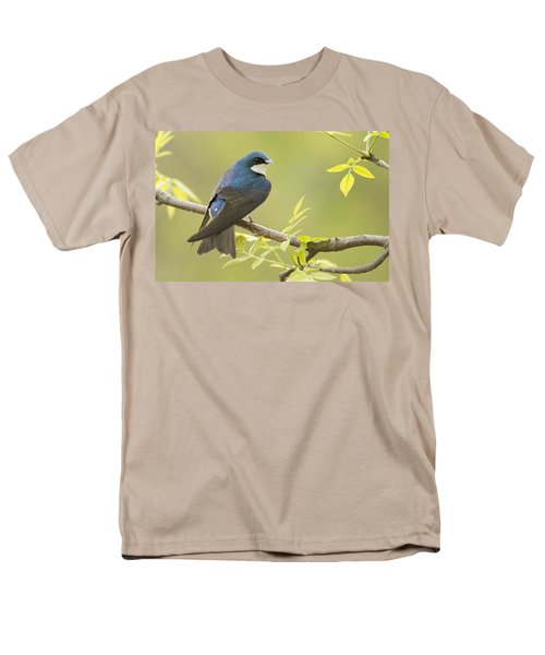 Swallow Men's T-Shirt  (Regular Fit) by Mircea Costina Photography