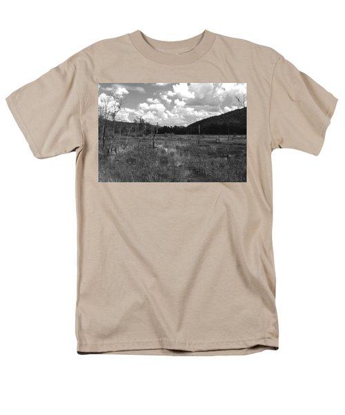 Swampoem Men's T-Shirt  (Regular Fit) by Curtis J Neeley Jr