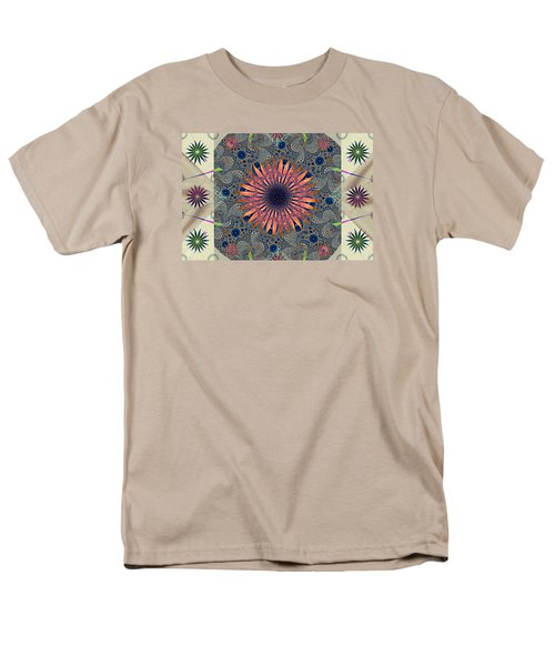 Sweet Daisy Chain Men's T-Shirt  (Regular Fit) by Jim Pavelle
