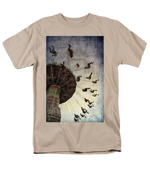 Men's T-Shirt  (Regular Fit) featuring the photograph Swirling.... by Russell Styles