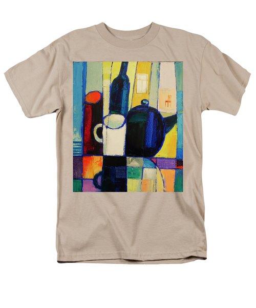 Tea Men's T-Shirt  (Regular Fit) by Mikhail Zarovny
