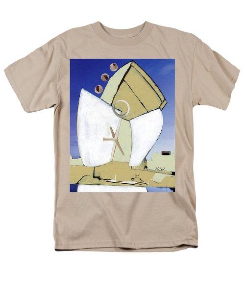 The Arc Men's T-Shirt  (Regular Fit) by Michal Mitak Mahgerefteh