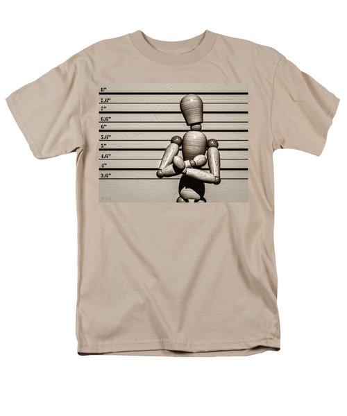 The Arrest  Men's T-Shirt  (Regular Fit) by Bob Orsillo