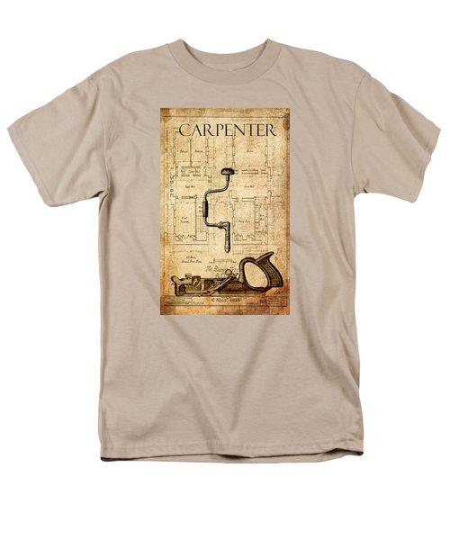 The Carpenter Men's T-Shirt  (Regular Fit)
