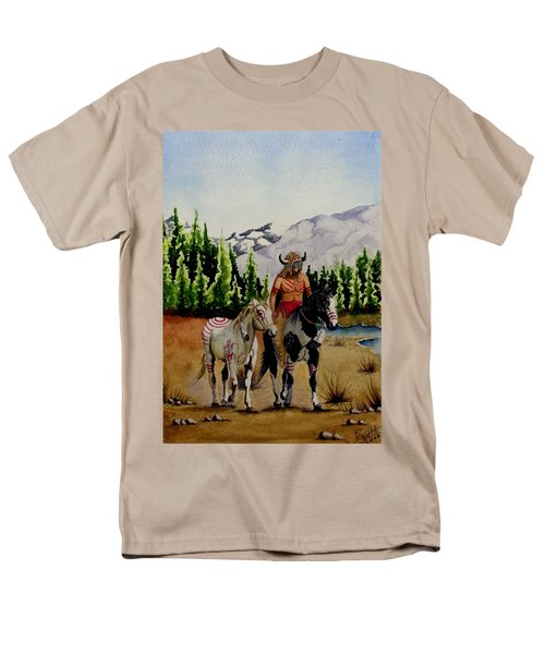 The Crossing Men's T-Shirt  (Regular Fit) by Jimmy Smith