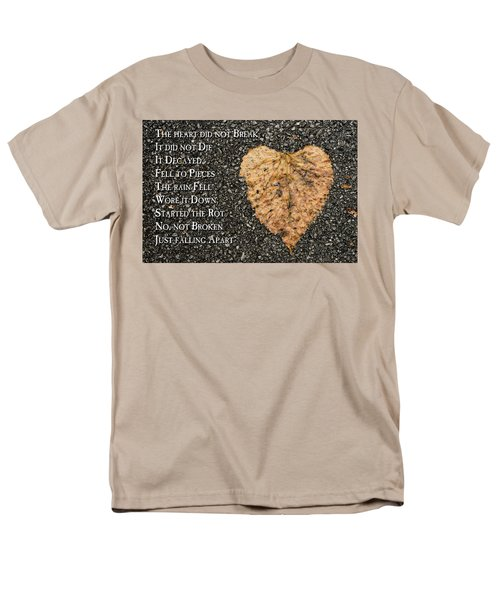 The Decay Of Heart Men's T-Shirt  (Regular Fit)