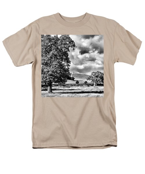 Old John Bradgate Park Men's T-Shirt  (Regular Fit) by John Edwards