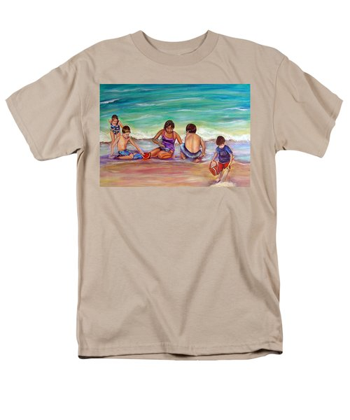 The Grands Men's T-Shirt  (Regular Fit) by Patricia Piffath