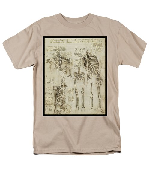 The Human Ribcage Men's T-Shirt  (Regular Fit) by James Christopher Hill