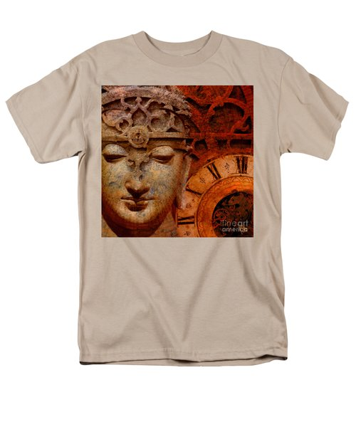 The Illusion Of Time Men's T-Shirt  (Regular Fit) by Christopher Beikmann