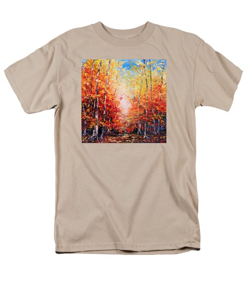 The Joy Ahead Men's T-Shirt  (Regular Fit) by Meaghan Troup