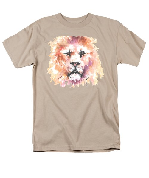 The King T-shirt Men's T-Shirt  (Regular Fit) by Herb Strobino