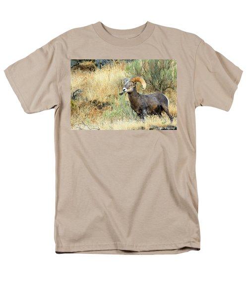 The Loner II Men's T-Shirt  (Regular Fit) by Steve Warnstaff