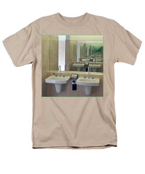 The Looking Glass Men's T-Shirt  (Regular Fit) by Christopher McKenzie