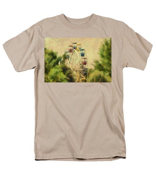 The Lover's Ride Men's T-Shirt  (Regular Fit) by Trish Tritz