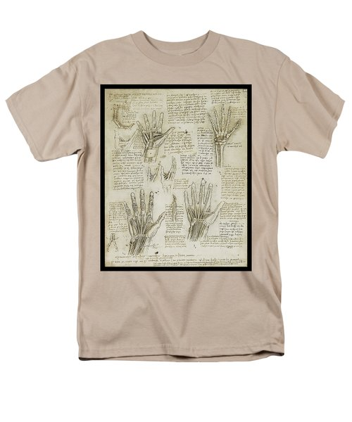 The Metacarpal Men's T-Shirt  (Regular Fit) by James Christopher Hill