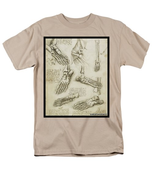 The Metatarsal Men's T-Shirt  (Regular Fit) by James Christopher Hill