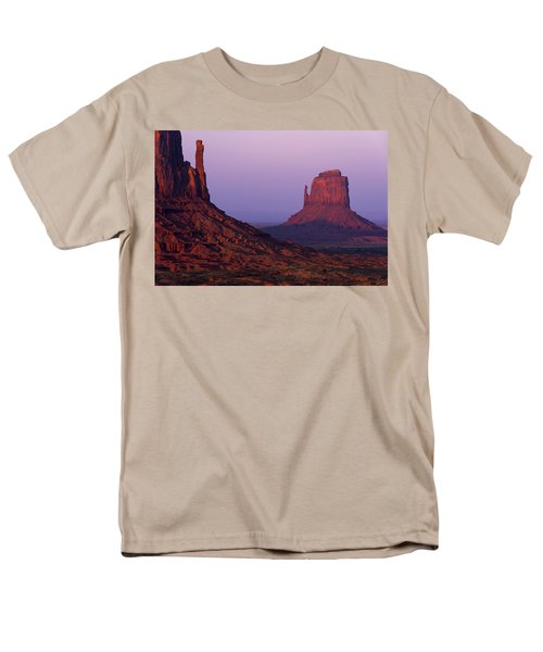 Men's T-Shirt  (Regular Fit) featuring the photograph The Mittens by Chad Dutson