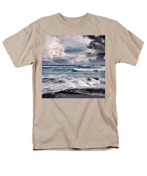 The Music Of Light Men's T-Shirt  (Regular Fit) by Sharon Mau