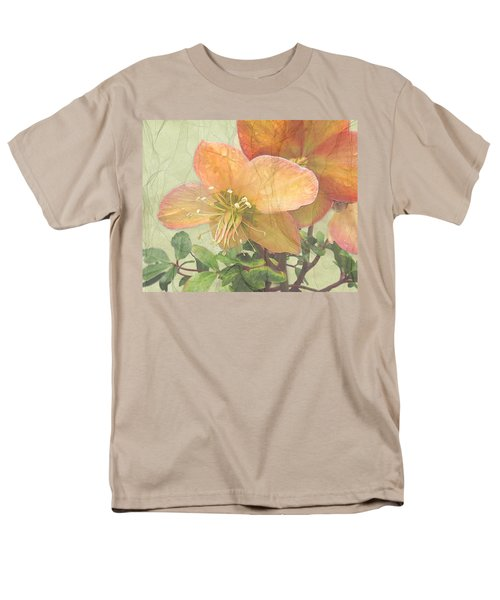 The Mystical Energy Of Nature Men's T-Shirt  (Regular Fit) by I'ina Van Lawick