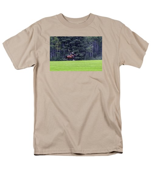 The Player Men's T-Shirt  (Regular Fit) by Keith Armstrong
