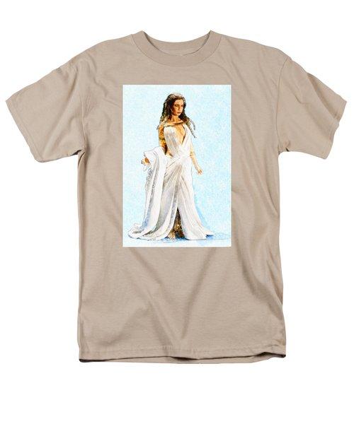 The Queen Men's T-Shirt  (Regular Fit) by David Stasiak