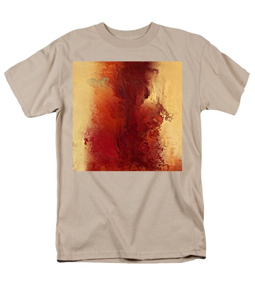 The Road To Emmaus. Luke 24 32 Men's T-Shirt  (Regular Fit) by Mark Lawrence