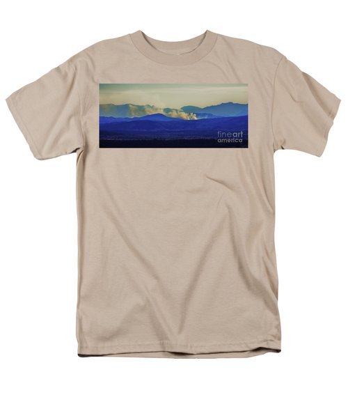 The View From The Top Men's T-Shirt  (Regular Fit) by Blair Stuart