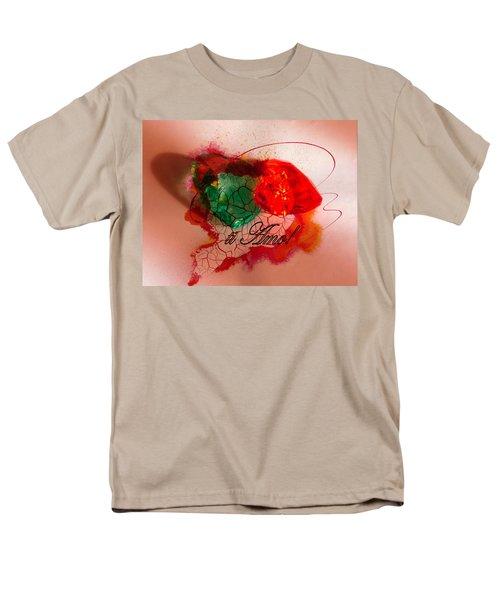 Ti Amo Too Men's T-Shirt  (Regular Fit)