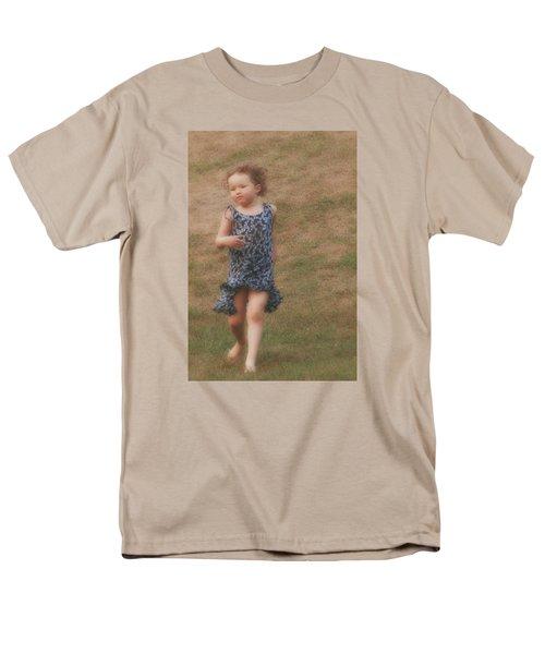 To Be Free Men's T-Shirt  (Regular Fit)