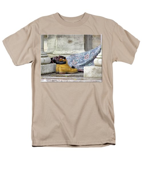 Men's T-Shirt  (Regular Fit) featuring the photograph To Sleep Perchance To Dream by Brian Wallace