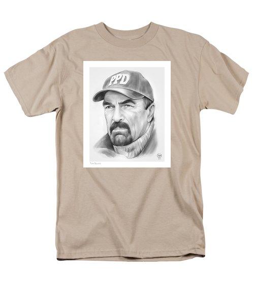 Tom Selleck Men's T-Shirt  (Regular Fit)