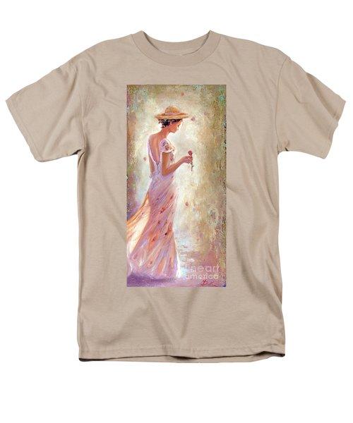 Toujours De Fleurs Men's T-Shirt  (Regular Fit) by Michael Rock
