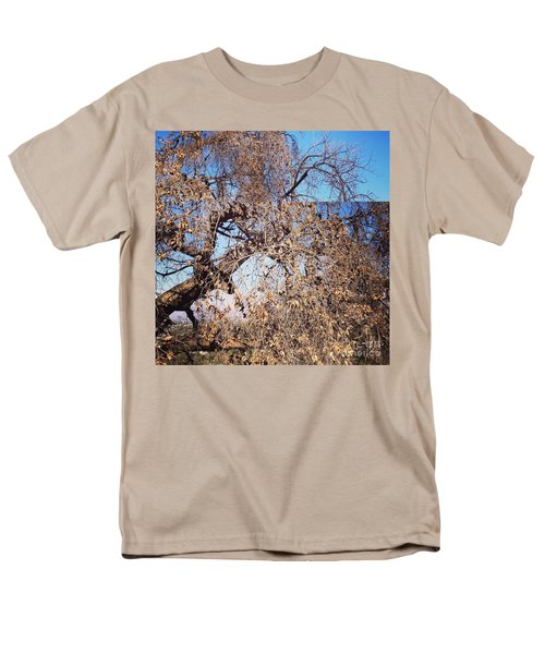 Tree Bow And Dance Men's T-Shirt  (Regular Fit) by Nora Boghossian