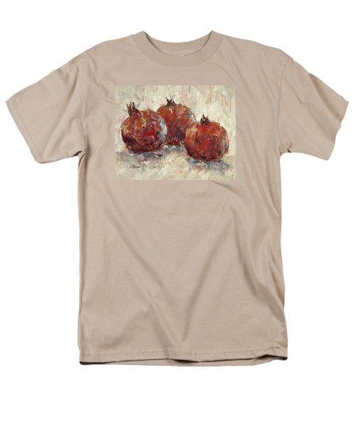 Three Pomegranates Men's T-Shirt  (Regular Fit)