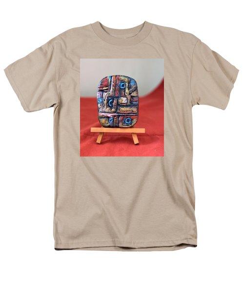 Trilogy Men's T-Shirt  (Regular Fit) by Edgar Torres