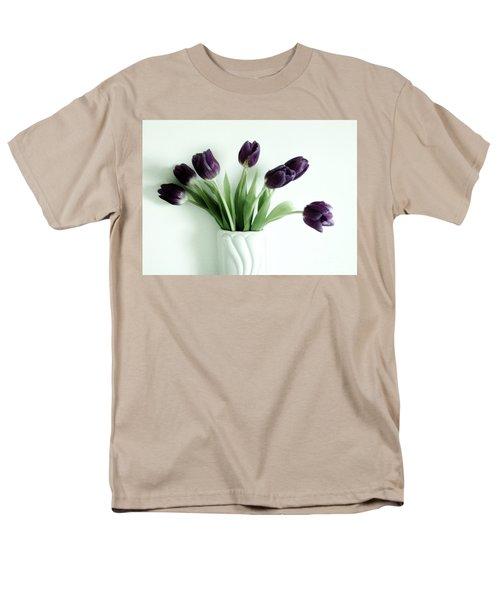 Tulips For You Men's T-Shirt  (Regular Fit) by Marsha Heiken
