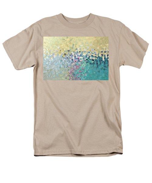 Turn Pain Into Purpose. Luke 8 39 Men's T-Shirt  (Regular Fit) by Mark Lawrence