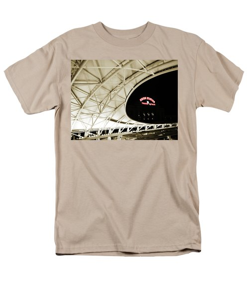 Men's T-Shirt  (Regular Fit) featuring the photograph Union Station Denver by Marilyn Hunt