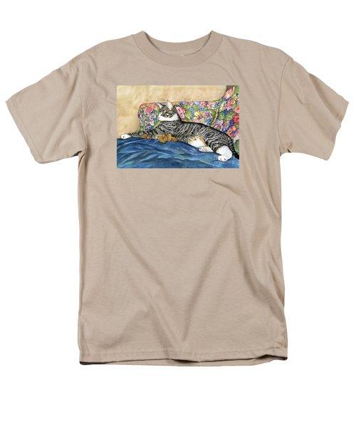 Urban Jungle Men's T-Shirt  (Regular Fit) by Shari Nees