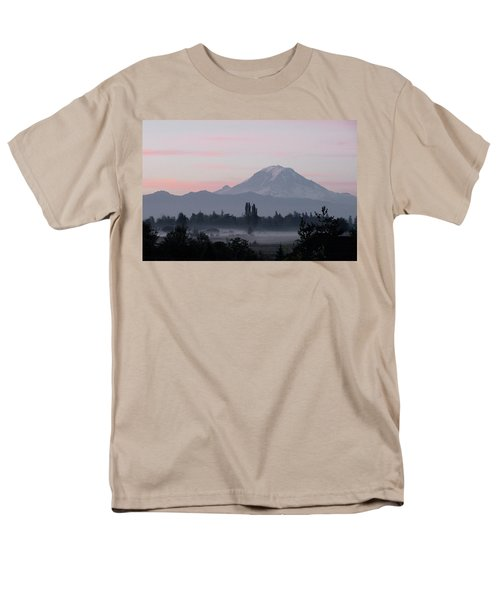 Valley Mists Men's T-Shirt  (Regular Fit) by Shirley Heyn
