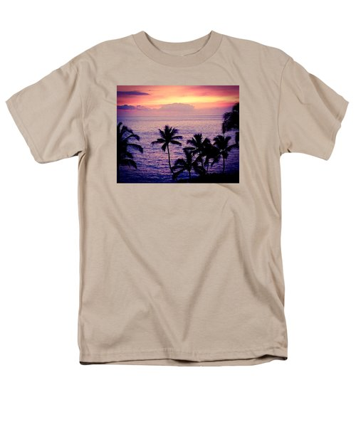 Vintage Hawaii Men's T-Shirt  (Regular Fit) by Russell Keating