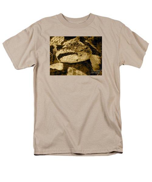Viper's Glare Men's T-Shirt  (Regular Fit) by KD Johnson