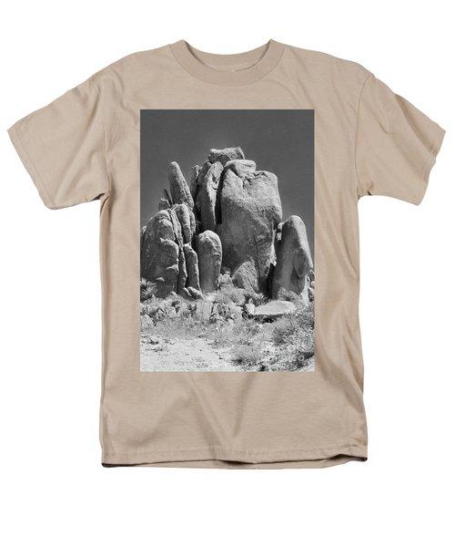 Volcano Fail Men's T-Shirt  (Regular Fit)